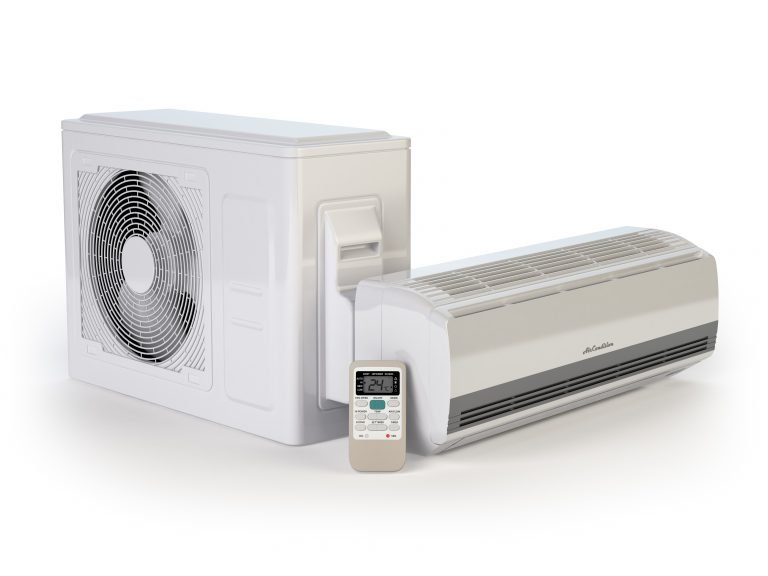 ductless mini split ac system denver